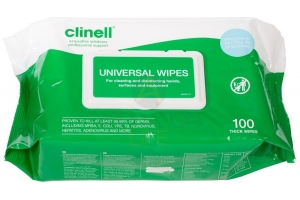 Why Every Household Needs Clinell Wipes