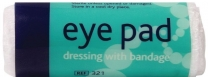 Highly Absorbent First Aid Sterile Eye Dressings