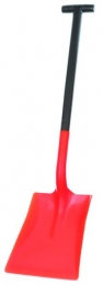 2 Part Injection Mouled Motorist Snow Shovel