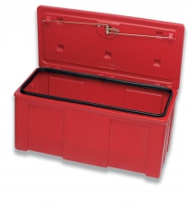 Moulded Plastic Fire Equipment Chests