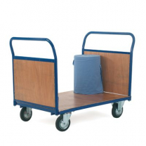 Platform Trolley with 2 Plywood Ends