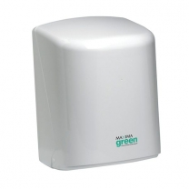 Centrefeed Absorbent Wipes Wash Room Dispenser