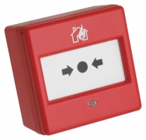 Universal Manual Call Point Weatherproof Fire Call Points