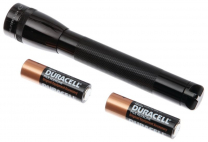 Maglite Mini Torches Black 2 x AA-Cell Mag-Lite® Torch
