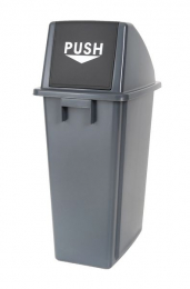 Economy General Litter Recycling Bin 60 Litre Capacity