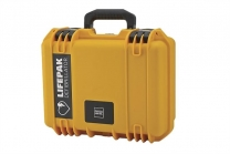 LifePak Hard Defibrillator Case Yellow And Black Colouring