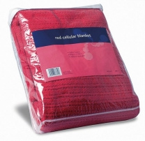 Cotton First Aid Emergency Blanket