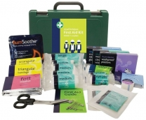 British Standard Economy First Aid Kit Small Size