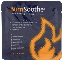 BurnSoothe Dressings Suitable For Chemical Burns Small