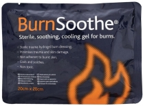 BurnSoothe Dressings Suitable For Chemical Burns Large