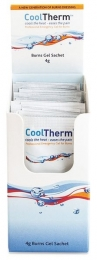 CoolTherm Burn Gel 5 x Cooltherm 4g Gel Sachets