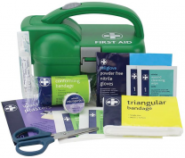 Camping And Night Duties Torch First Aid Kits