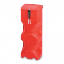 Vehicle Fire Extinguisher Containers