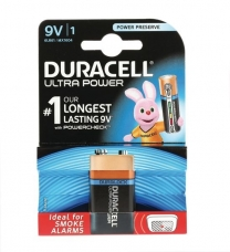 DURACELL Ultra M3 Battery Size PP3 9V