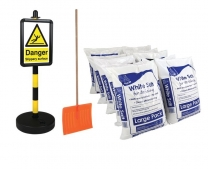 Winter Essentials Car Parks Winter Clearing Kits