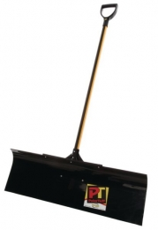 Tough Fibreglass Shaft Commercial Snow Pusher